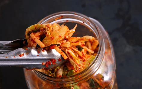 Basic Napa Cabbage Kimchi (Kimchee) Recipe   Chowhound