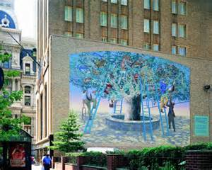 october is mural arts month in philly metro