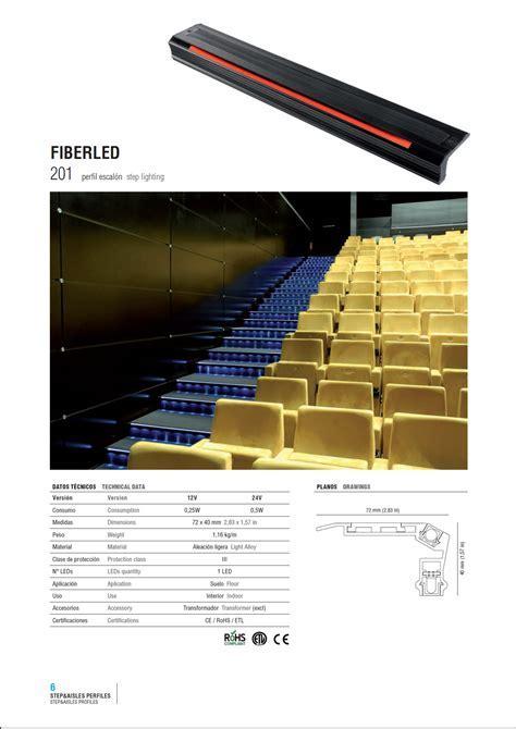 Becker Beleuchtungstechnik   Stufenbeleuchtung