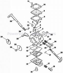 Stihl Ms250 Chainsaw Parts Diagram