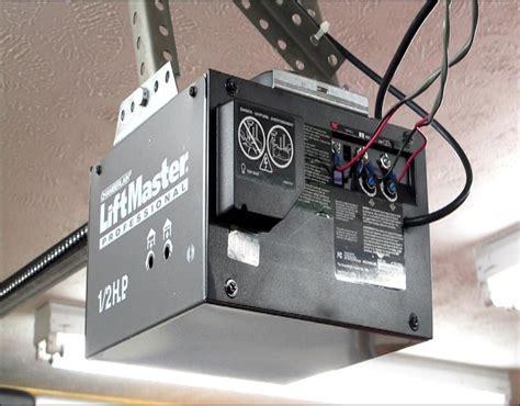 Garage Door Opener Problems Liftmaster