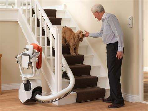 Flow 2 Stairlifts Straight Curved Stair Lift