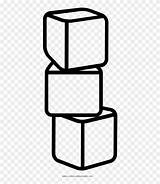 Clipart Cube Coloring Cubes Webstockreview Pinclipart Ice sketch template