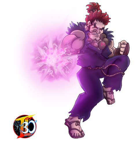 Our Street Fighter 30th Tribute Akuma The Hidden Boss Of