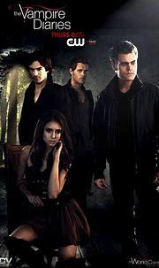 The Vampire Diaries season 6 in HD 720p - TVstock