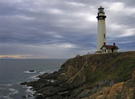 Pigeon Point Lighthouse, California Roadtrippers
