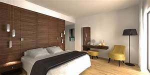 An island hotel room interior for Interior decoration hotel rooms