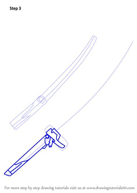 learn   draw genji sword  overwatch overwatch