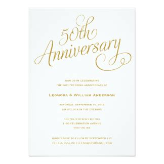 50th anniversary plate 50th wedding anniversary gifts zazzle
