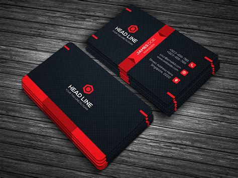 Best Business Card Templates 2017