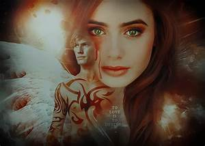 Mortal Instruments images Clary and Jace wallpaper and ...