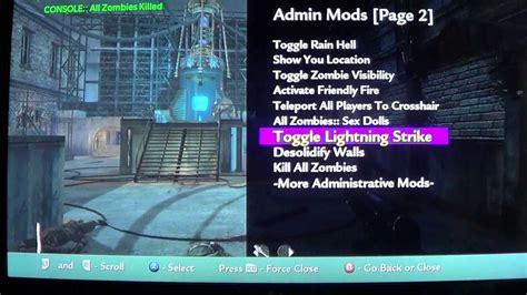 Call Of Duty Waw Cobra V1 Mod Menu+link Xbox 360