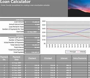 Ledger Template Student Loan Calculator My Excel Templates