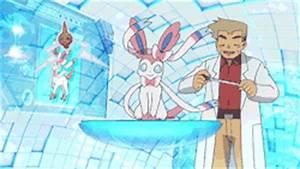Dragon Slayer pokemon x and y Sylveon monoart human ...