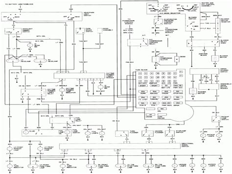 wiring diagram    blazer wiring forums