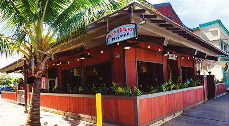 Paia, Maui, HI - Rock & Brews