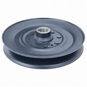 John Deere Am105649 Blade Drive Pulley