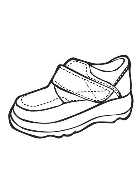 Coloring Shoes by Eps Shoe Printable Coloring In Pages For Number