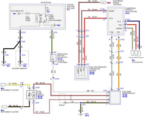 Fuel Wiring Diagram For F150 by Fuel On 2007 Ford Xlt Doesn T Work How Can I Fix It