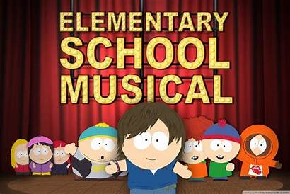 Elementary Musical Park South Wallpaperswide