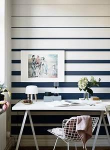 Streichen Decke Wand übergang : die besten 25 wand streichen streifen ideen auf pinterest gestreifte w nde wandgestaltung ~ Eleganceandgraceweddings.com Haus und Dekorationen
