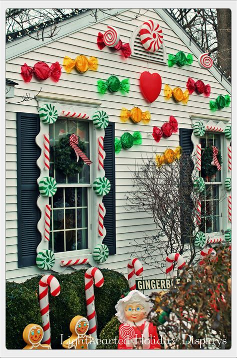 candy cottage  cool christmas christmas