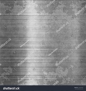 Grunge Background Or Texture Of Brushed Steel Plate Stock ...