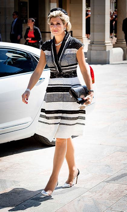 Queen Maxima The Netherlands Best Tour Looks New