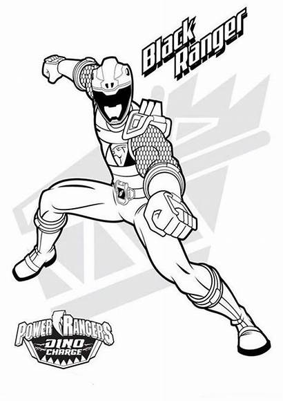 Rangers Power Coloring Pages Ranger Easy Tulamama