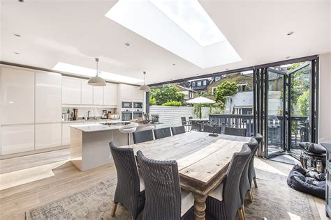 Kitchen Extensions, Side, Return, House Extension Chiswick