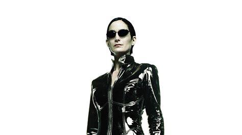 The Matrix Reloaded Trinity Wallpaper | The matrix movie ...