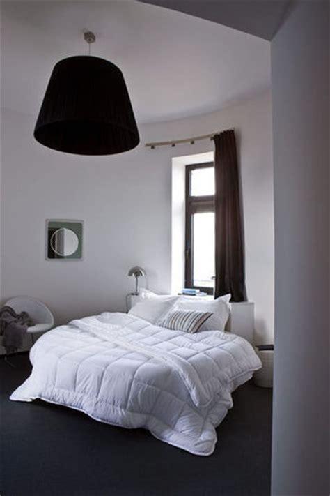 chambre en gris et blanc décoration chambre en gris et blanc