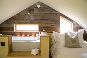 36, Stylish, And, Original, Barn, Bedroom, Design, Ideas