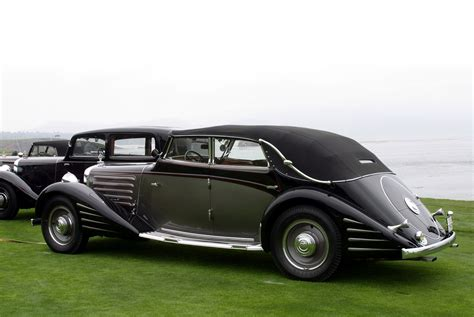 Coachbuildcom Spohn Maybach Ds8 Zeppelin Cabriolet 1934