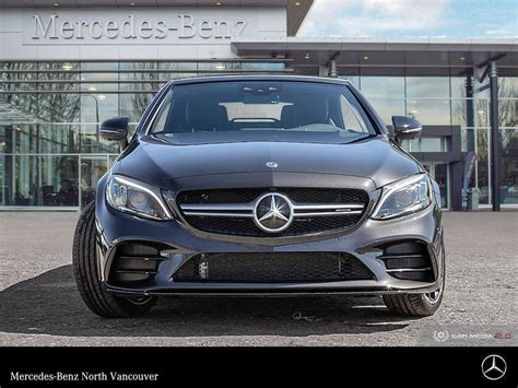 The amg c 43 is where things begin to get serious. Mercedes-Benz North Vancouver | 2020 Mercedes-Benz C43 AMG ...