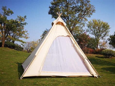 canvas tents  camping outdoorish