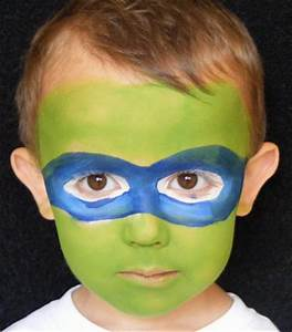 Face Painting Ninja Turtle | Visit our website www ...