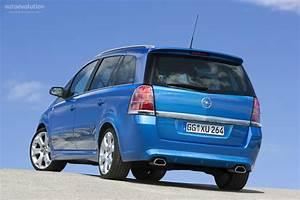 Opel Zafira 2007 : opel zafira opc specs photos 2005 2006 2007 2008 2009 2010 2011 2012 2013 2014 ~ Medecine-chirurgie-esthetiques.com Avis de Voitures