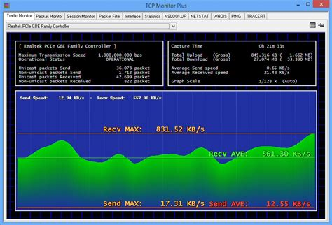 tcp monitor       latest