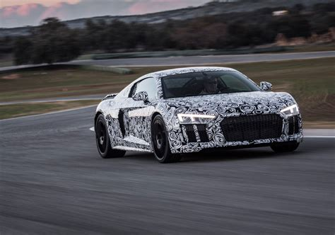 Audi Mulls Turbo V6 To Replace V8 In Entry R8 By Car Magazine