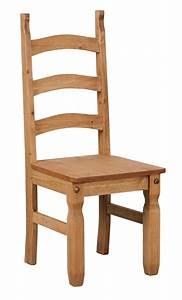 Chaise En Bois Massif : chaise en bois massif colonial lot de 2 ~ Teatrodelosmanantiales.com Idées de Décoration