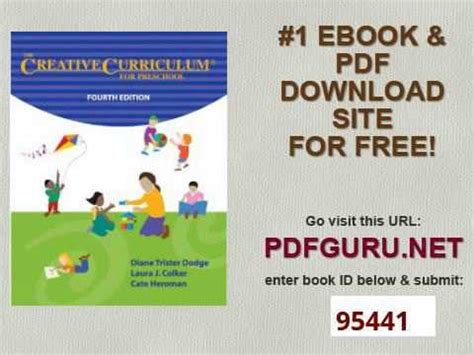 the creative curriculum for preschool 4th edition 251 | hqdefault