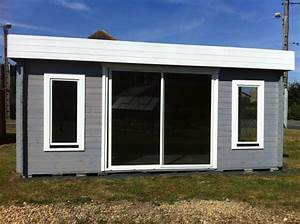 Abri De Jardin Metal 20m2 : abri jardin bois 20m2 toit plat ch let maison et cabane ~ Melissatoandfro.com Idées de Décoration