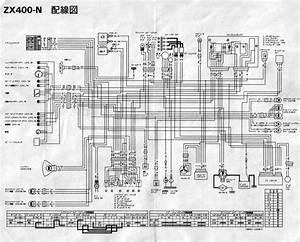 Kawaski Zzr 1100 Wiring Diagram