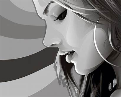 Drawing Drawings Wallpapers Sad Lonely Alone Vivid
