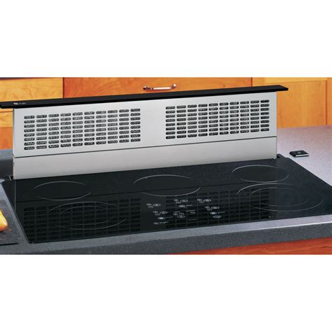 """GE Appliances 36"""" Telescopic Downdraft Vent Appliances"""