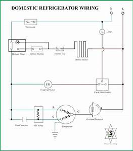 Samsung Fridge Compressor Wiring Diagram Refrigeration Diagrams Refrigerator Com Full Size Of