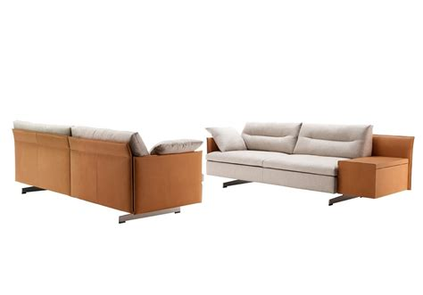 grantorino 2 seater sofa large sofa high arms poltrona