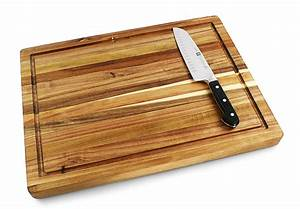 Villa Acacia Large Carving Board with Groove