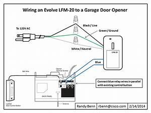 Garage Door Opener Schematic Diagram